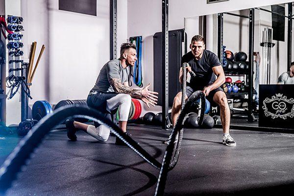 Bí quyết tập Gym giảm cân cho nam