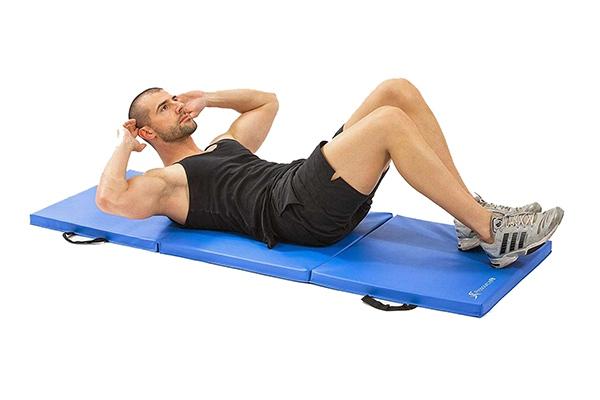 Chế độ tập Gym giảm cân cho nam