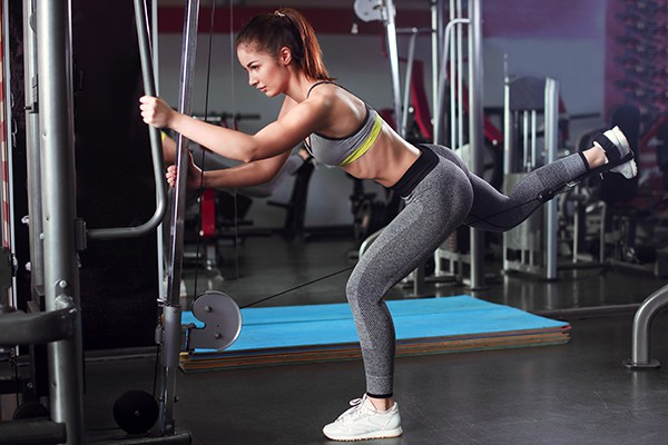 Lợi ích của tập Gym