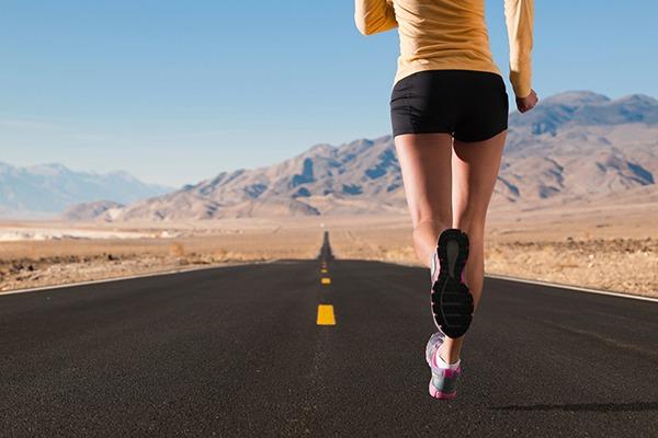 Tăng thời gian chạy bộ