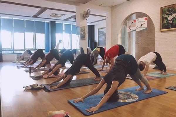 Body & Soul Yoga Studio quận 2