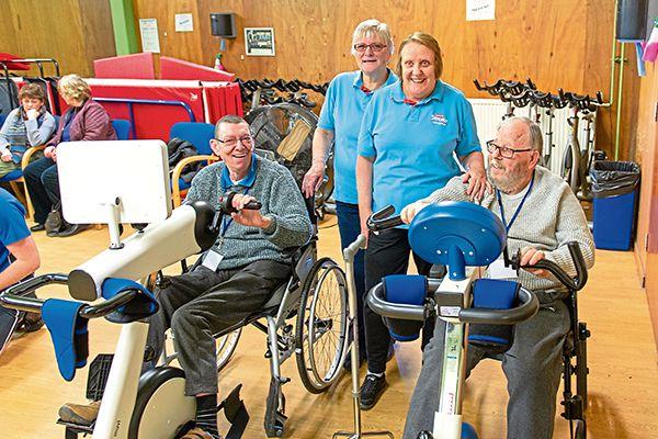 Chọn xe đạp tập vật lý trị liệu
