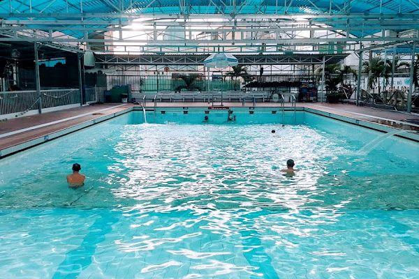 Câu lạc bộ bơi lội Lido