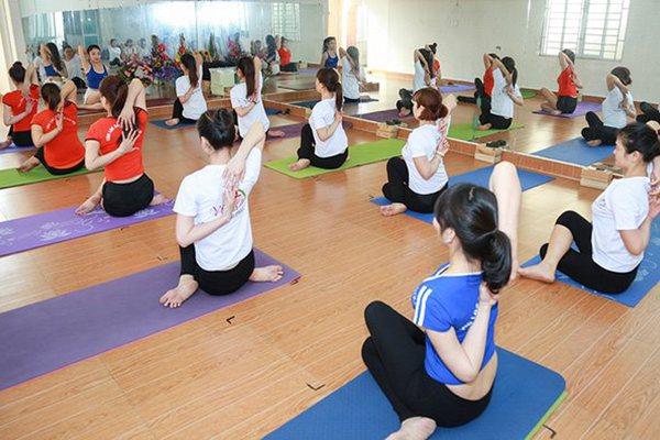 CLB Yoga Lan Hương quận 12
