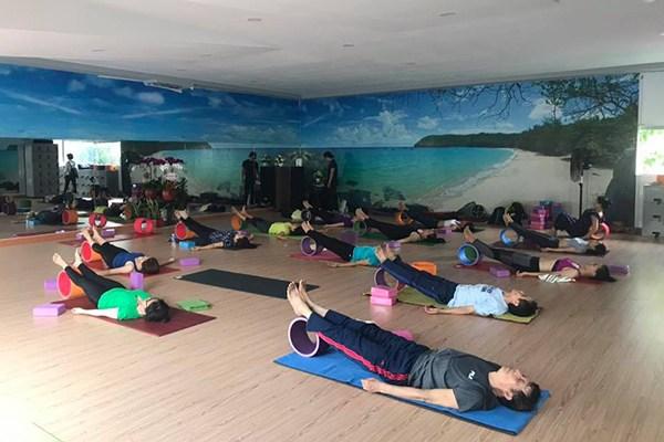 CLB Yoga Vipassana quận 2