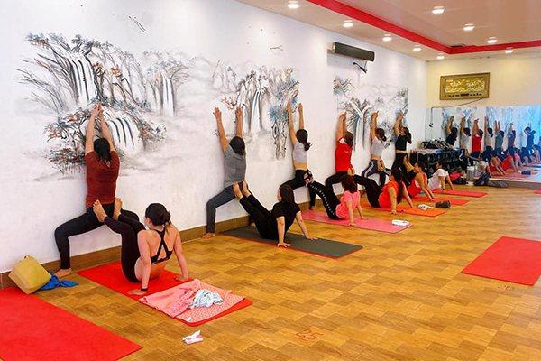 Healthy Yoga Dance Studio quận 2
