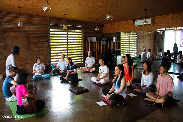 Phòng tập Yoga Pod quận 2