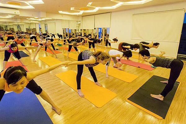VShape Fitness & Yoga Center