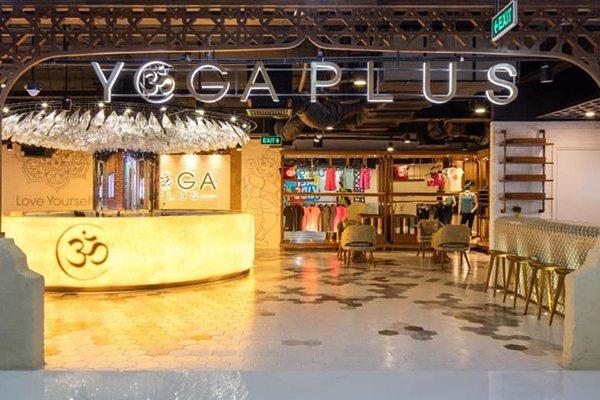 Yoga Plus Thảo Điền quận 2