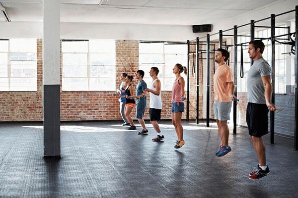 Bí quyết nhảy dây giảm cân