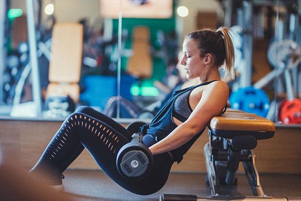 Lắng nghe cơ thể khi tập Gym