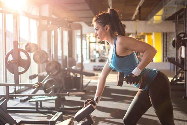 Xác định mục đích tập Gym