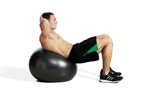 Bóng tập Gym