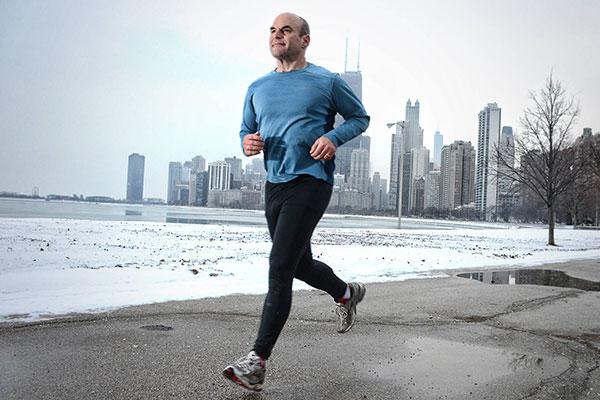 Kỹ thuật chạy bộ giảm cân