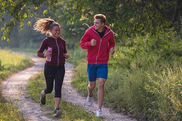 Phương pháp chạy bộ giảm cân