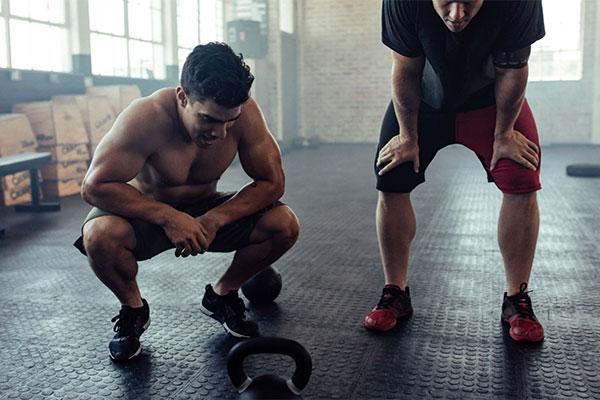 Tập Gym bị đau cơ