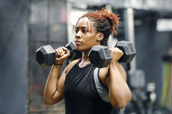 Tập Gym giảm cân cho nữ