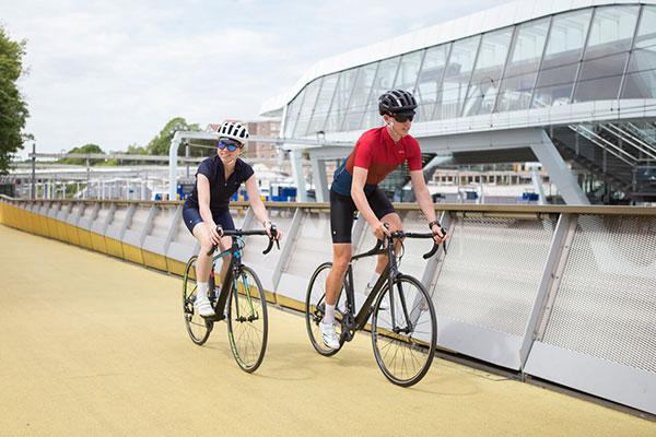 Đạp xe đạp có tăng chiều cao không?