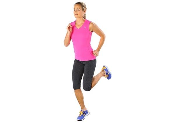 Chạy bộ tại chỗ tốt cho tim mạch