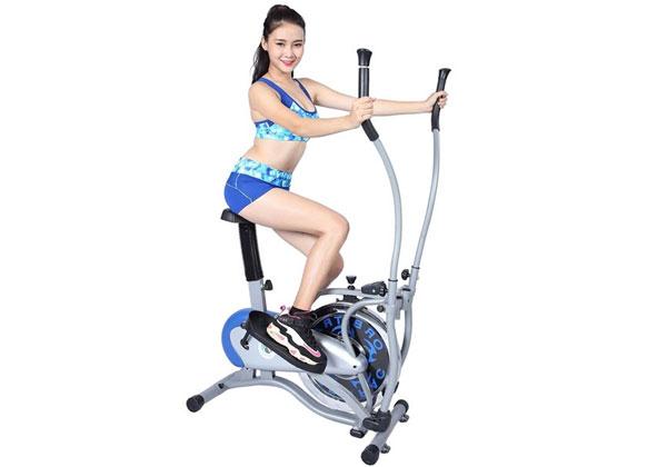 Chọn xe đạp thể dục phù hợp để đạt kết quả tập luyện tốt nhất
