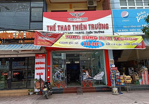 Thiên Trường Sport chi nhánh Nam Định