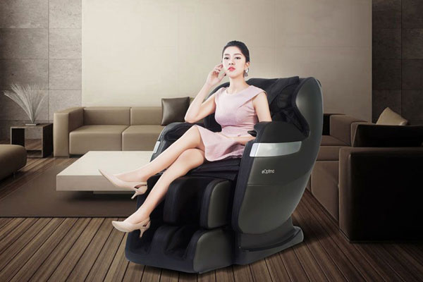 Chọn lựa chỗ đặt ghế massage thích hợp