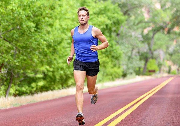 Khi chạy bộ cần tập trung cao độ