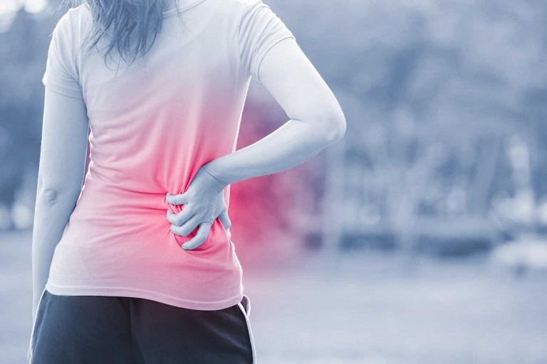 Cẩn thận với bệnh lý thoát vị đĩa đệm khi tập gym