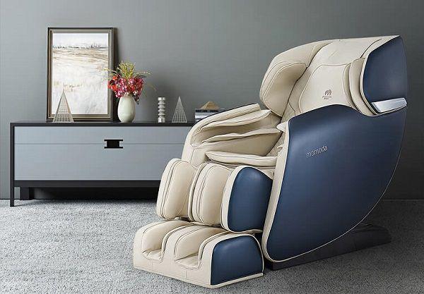 Sử dụng ghế massage đúng cách mang lại nhiều lợi ích cho sức khỏe
