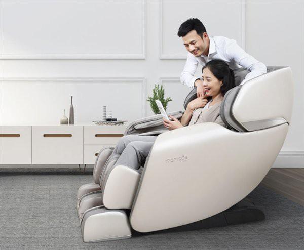 Ghế massage mang lại nhiều lợi ích cho sức khỏe