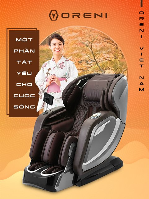 Ghế massage Oreni
