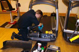 Cách bảo dưỡng máy chạy bộ điện