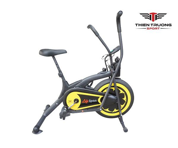 Xe đạp tập liên hoàn Life Span vàng